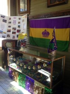 NEW DISPLAY: The Walton County Heritage Museum has a new display for January 2016 - the Krewe De Yak display. Grasfest 2016 will take place Jan. 23, from 10 a.m. to 4 p.m. The museum is located at 1140 Circle Drive, DeFuniak Springs, and is open Tues - Sat, from 1 - 4 p.m.