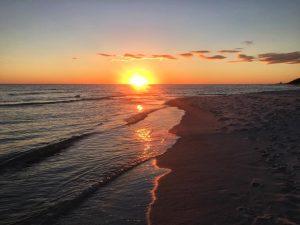 Walton County Beaches by Gary Woodham.